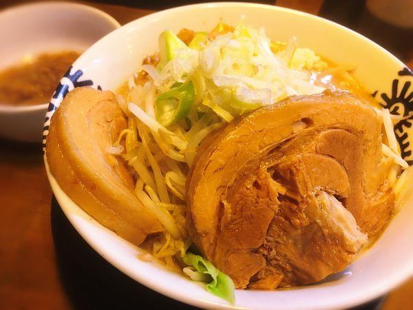 「洋二郎+トロ豚+アブラ」@特級中華蕎麦 洋介の写真