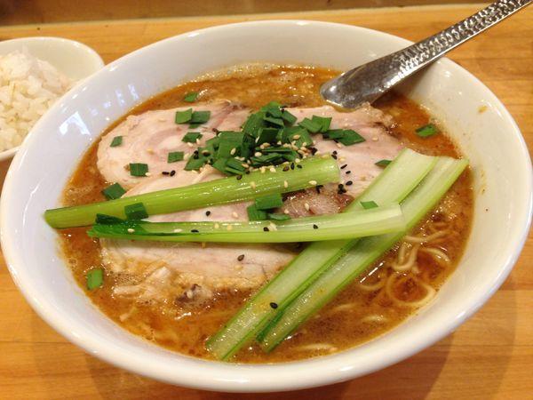 「太肉担々麺」@瀬佐味亭の写真