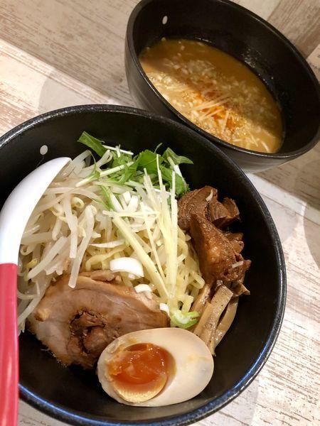 「【限定】生姜味噌つけ麺」@麺屋 誉の写真