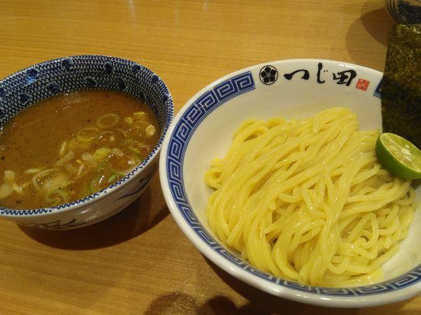 「濃厚つけ麺¥880」@つじ田 水道橋店の写真