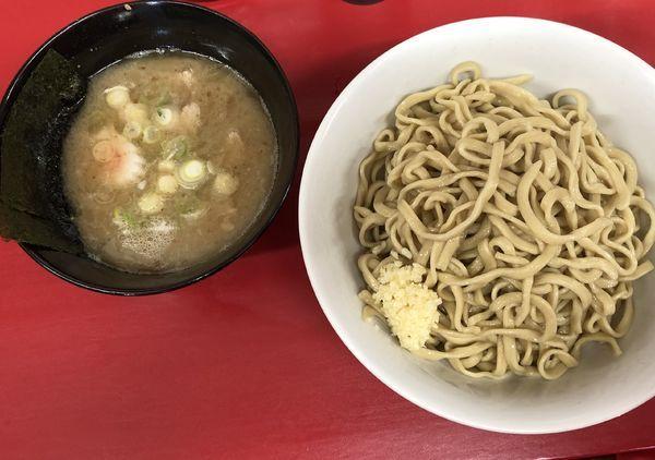 「限定 つけ麺」@らーめん 武丸の写真