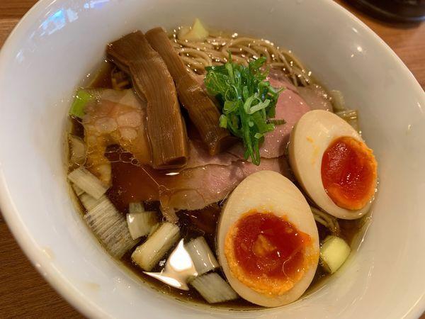 「味玉らぁ麺850円」@らぁ麺 時は麺なりの写真