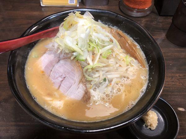 「味噌ラーメン」@麺処 花田 池袋店の写真