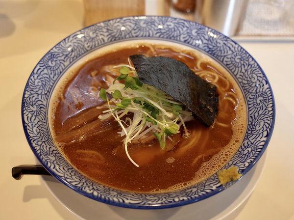 「追い煮干し中華…700円」@らぁ麺や 一晃亭の写真