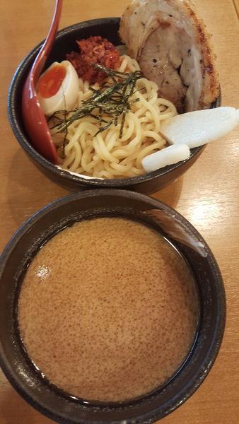 「仙台辛味噌つけ麺」@みそ屋 田所商店 WBG店の写真
