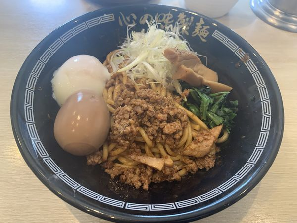 「麻辣まぜそば」@心の味製麺の写真