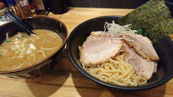 「味噌つけ麺 ¥850」@ぼっけもんの写真