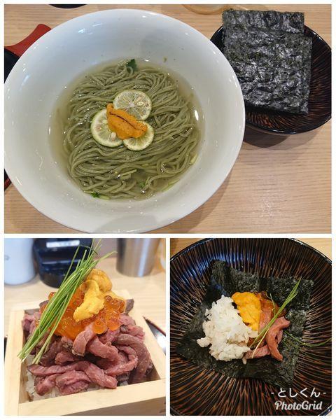 「【限定】麺割烹 皐月の膳」@Handicraft Worksの写真