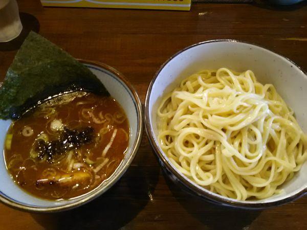 「つけ麺 中盛 (¥800)」@麺屋 もり田の写真