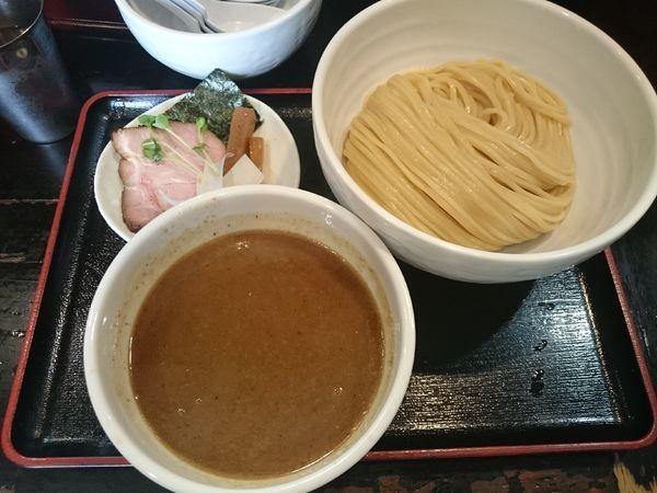 「つけ麺」@濃厚宗田つけめん 麺屋縁道の写真