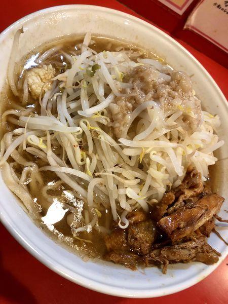 「らーめん¥750+鶏ほぐし¥50」@麺屋 桐龍の写真