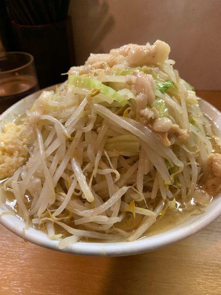 「小ラーメン750円」@豚星。の写真