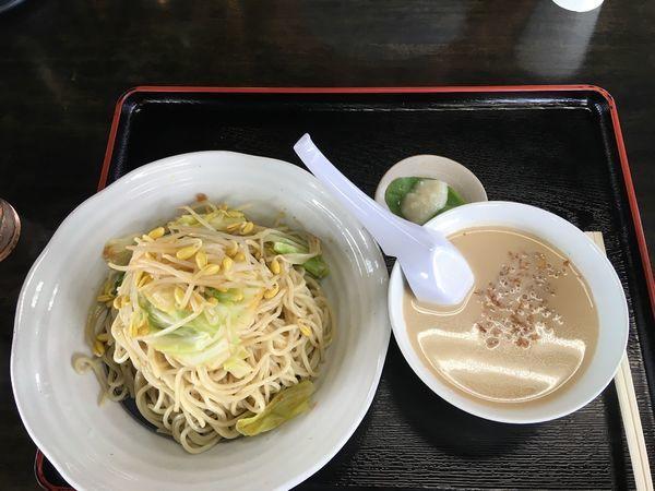 「ベジ麹つけ麺」@麺屋KENJUの写真