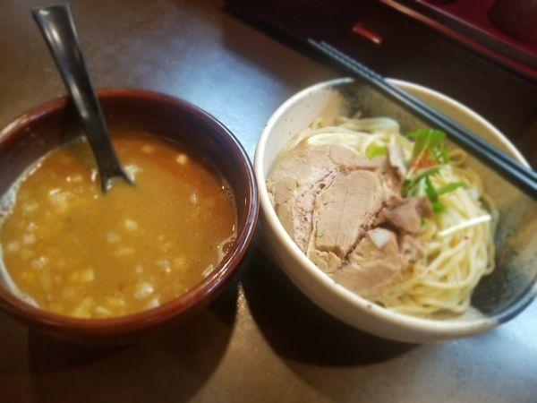 「つけ麺 並」@麺処 と市の写真