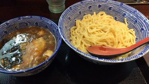 「つけ蕎麦」@中華蕎麦 金魚の写真