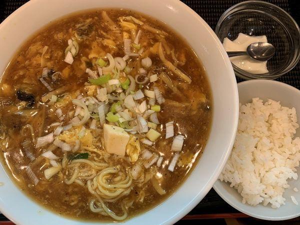 「酸辣麺」@中国料理 随苑の写真