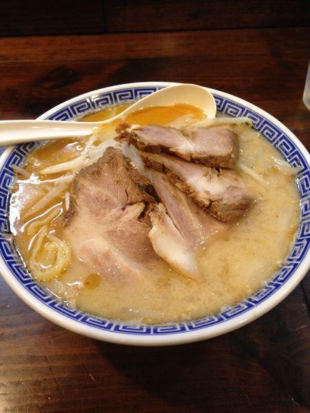 「上越味噌ラーメン 780円」@niるい斗の写真