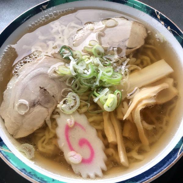 「ラーメン 572円」@佐野らーめん 麺龍の写真
