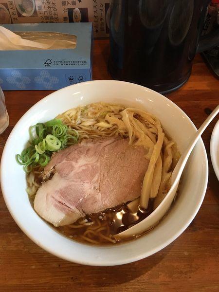 「醤油ラーメン」@麺屋 菜々兵衛の写真