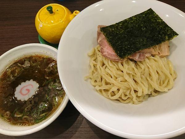 「つけ麺(醤油200g)850円」@麺や 河野の写真