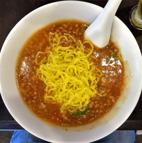 「担々麺C(900円)」@中華 四川の写真