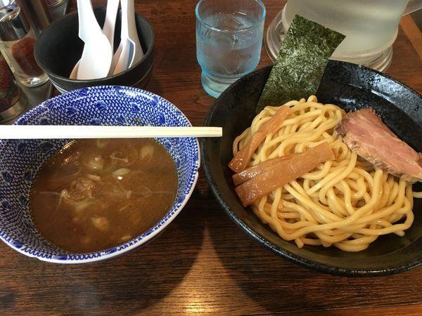 「濃厚つけ麺 (830円)」@東池袋大勝軒いちぶんの写真