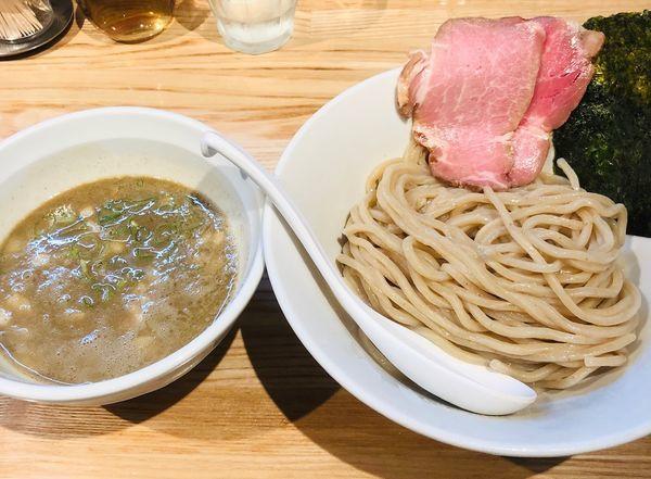 「煮干つけ麺(¥820)」@らーめん 改の写真