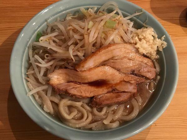 「えぼし麺 650円」@えぼし麺 菜良の写真