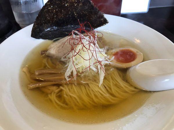 「鯛だし塩  780円」@杉のやの写真