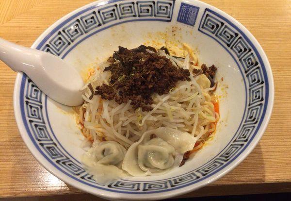 「担々麺」@希須林 赤坂店の写真