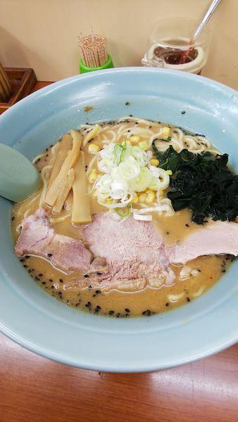 「味噌ラーメン」@マリモラーメンの写真