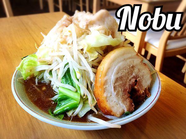 「ラーメン¥600」@中華そば 伸 Chinese-style noodle NOBUの写真