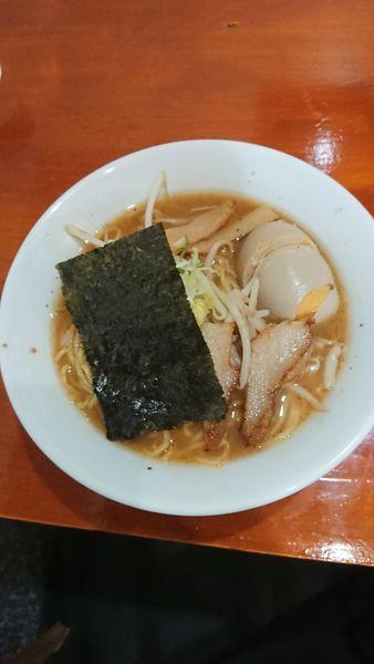 「ラーメン」@大山ラーメン・つけ麺の写真