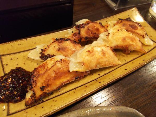 「焼餃子」@立ち呑み居酒屋 金町製麺の写真
