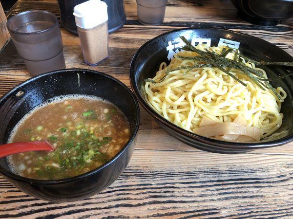 「つけ麺 400g 700円」@ら〜めん村田屋の写真