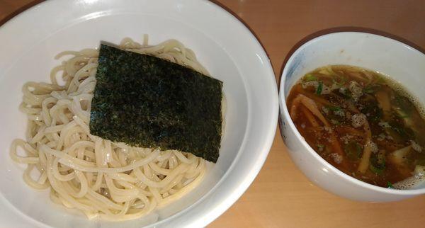 「つけ麺」@魂麺の写真