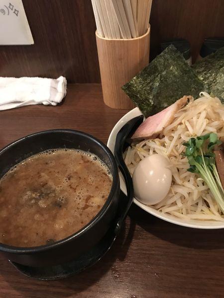 「つけ麺」@らーめん 和なり えんの写真