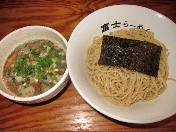 「つけ麺並 850円」@富士らーめんの写真