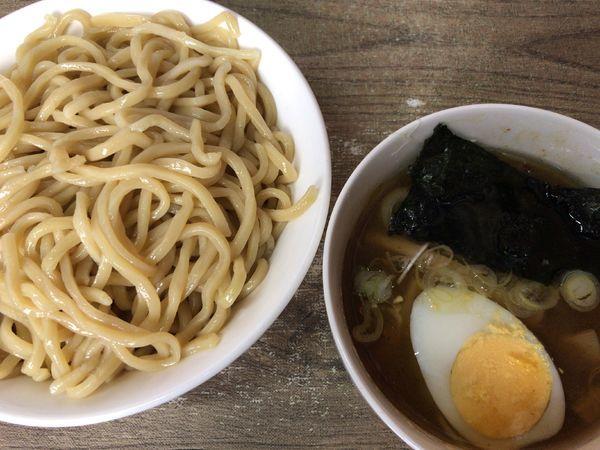 「つけ麺」@裏サブロンの写真