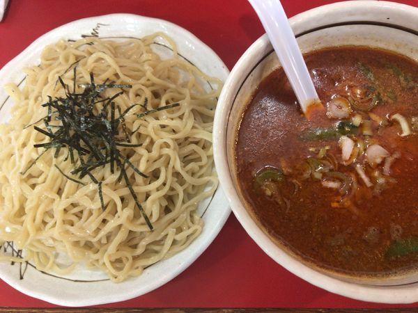 「坦々つけ麺」@桃天花の写真