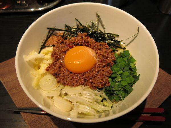 「台湾カレーまぜそば:830円」@麺 たいせいの写真