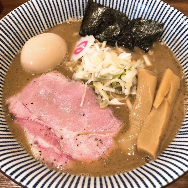 「味玉中華そば ¥900」@俺の麺 春道の写真