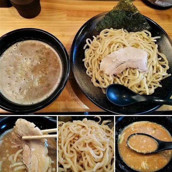 「豚骨魚介つけ麺(濃厚) 850円」@麺屋 いまむら 浅草橋店の写真