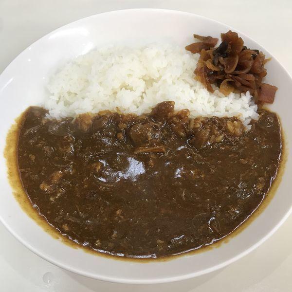 「牛すじカレー(¥650)」@松家カレーの写真