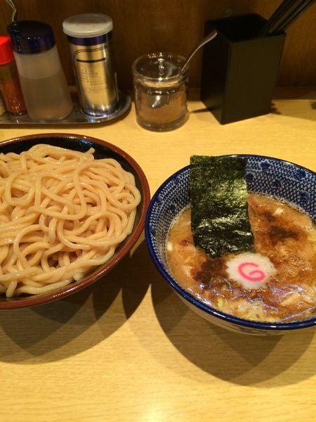 「味玉つけ麺900円」@くり山の写真