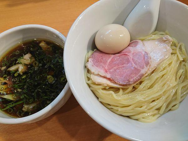 「味玉つけ麺(950円)」@らぁ麺 はやし田 池袋店の写真