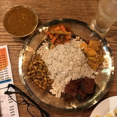 ネパール民族料理 カスタマンダップの写真