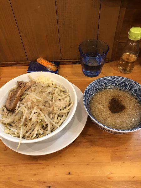 「つけ麺」@らーめん いち大の写真