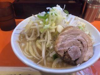 「ミニらーめん豚一切れ」@ちばからの写真