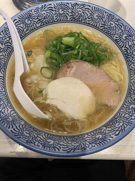 「浜松の人気朝ラー」@麺屋カモメ亭の写真